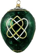 Celtic Joy to the World Collectibles Timeless Jeweled Egg