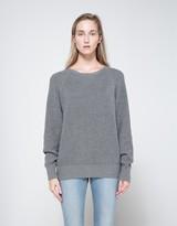 Boyfriend Sweater in Grey
