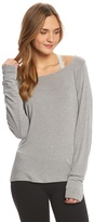 Zobha Drape Back Long Sleeve 8148803