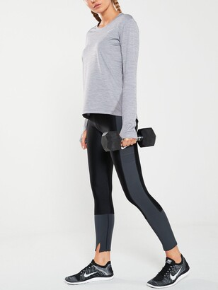 Nike Run LS Miler Top - Grey