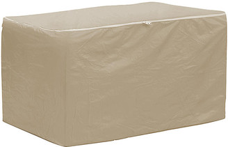 "Protective Covers 75"" Chaise Cushion Storage Bag - Tan"
