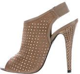 Jenni Kayne Gauntlet Slingback Sandals