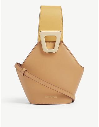 Danse Lente Johnny XS leather bucket bag