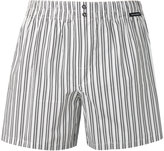 Dolce & Gabbana striped swim shorts - men - Cotton - 5