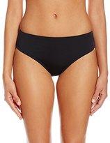 Badgley Mischka Women's Classic Brief Bikini Bottom