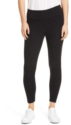 Eileen Fisher Thermal High Waist Ankle Leggings
