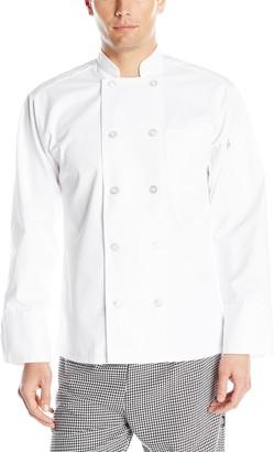 Uncommon Threads Unisex Classic 10 Button Chef Coat