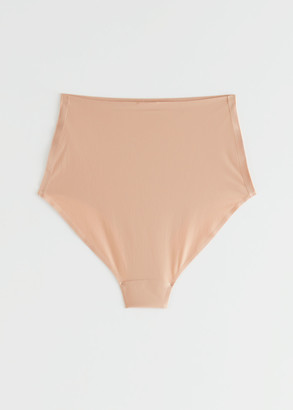 And other stories High Waisted Seamless Briefs