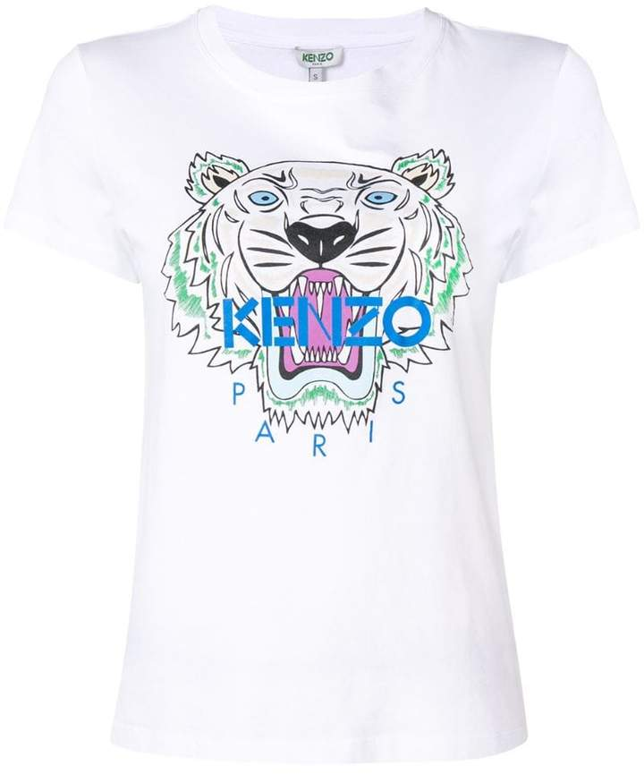 dd890a90 Kenzo Women's Tees And Tshirts - ShopStyle