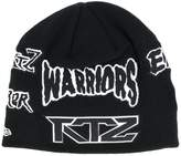 Kokon To Zai multi patch beanie