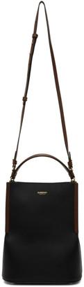 Burberry Black Small Peggy Bucket Bag
