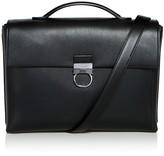 Salvatore Ferragamo Gancio New Slim Briefcase