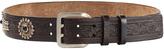 DSQUARED2 Embellished Leather Belt