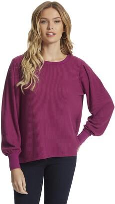 Jessica Simpson Women's Wilder LS Pullover Sweater