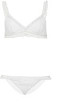 Missoni White Zig Zag Bikini