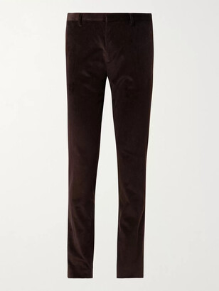 Paul Smith Stretch-Cotton Corduroy Suit Trousers