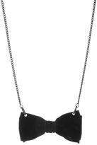 Tatty Devine Bow Tie Necklace