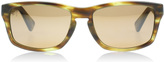Maui Jim Mcgregor Point Sunglasses Matte Olive Tortoise H291 Polariserade 55mm