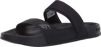 New Balance Women's 202 Sandal Black 9 B US
