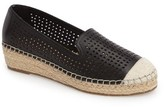 Bella Vita Women's Channing Cutout Espadrille Loafer