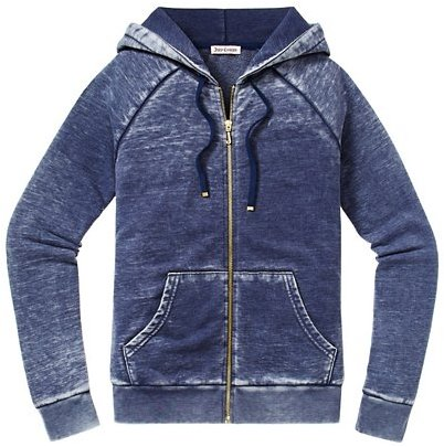 Juicy Couture Fleece Relaxed Jacket