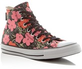 Converse Chuck Taylor All Star Andy Warhol Floral High Top Sneakers