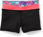 Old Navy Fitted Go-Dry Cool Shorts for Girls