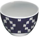 Eddingtons Mistral Melamine Dipping Bowl, Kyoto Blue Diamond