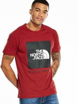 The North Face S/S Raglan Red Box T-shirt