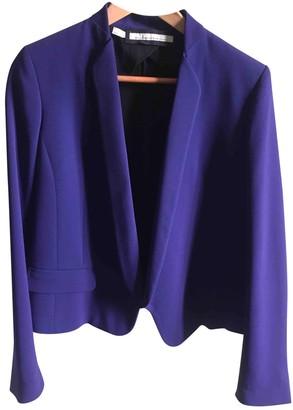 Aquilano Rimondi Blue Jacket for Women