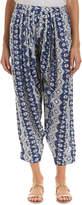 Tolani Printed Silk Pant