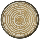 Notre Monde Gold Beads Tray