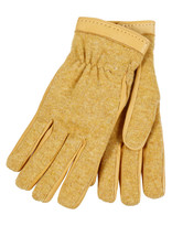 Restelli Deer Gloves With Angora Insert