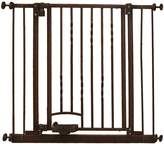 North States Supergate Step-N-Go Gate, Matte Bronze by Industries