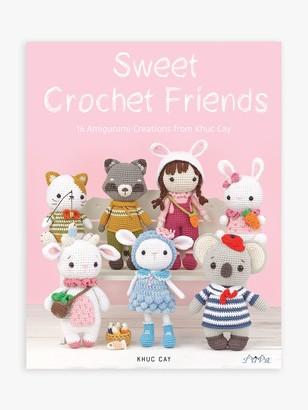 GMC Sweet Crochet Friends by Khuc Kay
