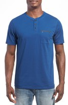 Hurley Men's Dri-Fit Henley T-Shirt