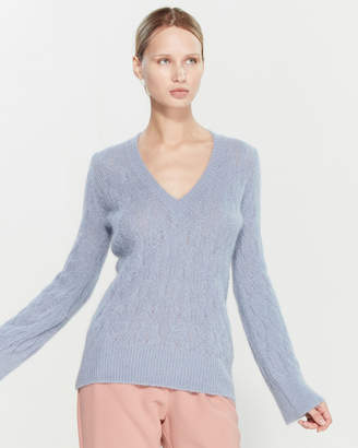Roberto Collina V-Neck Long Sleeve Sweater