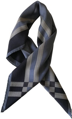 Bottega Veneta Blue Cashmere Scarves & pocket squares