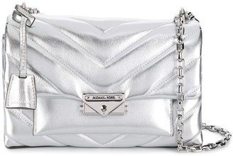 MICHAEL Michael Kors Metallic Quilted Bag