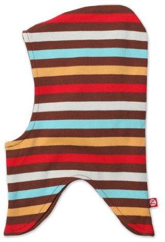 Zutano Unisex-Baby Infant 5 Color Stripe Gnome Hat