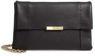 Ted Baker Clarria Bow Leather Crossbody Bag