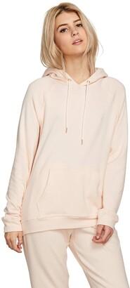 Volcom Junior's Womens Pullover Lil Hooded Fleece