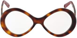 Chloé Butterfly Acetate Optical Glasses