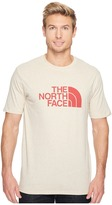 The North Face Short Sleeve Half Dome Tee Men's T Shirt