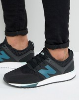 New Balance Sport Pack 247 Trainers In Blue