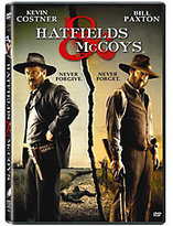 Sony Hatfields & McCoys 2-Disc DVD Set