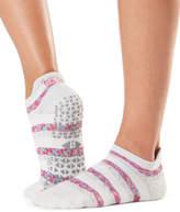 N. Tavi Noir Savvy Revelation Slipper Grip Socks