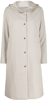 MACKINTOSH Chryston hooded coat | LM-1019FD