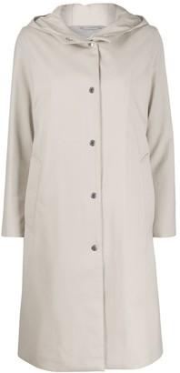 MACKINTOSH Chryston hooded coat | LM-1019FD