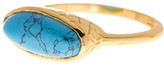 Cole Haan Turquoise Square Ring - Size 7